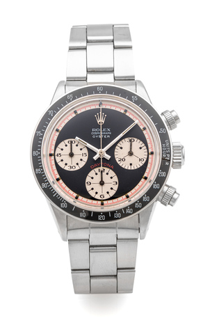 """ROLEX, REF. 6263 RCO, OYSTER """"MUSKETEER"""", PAUL NEWMAN, STEEL"""